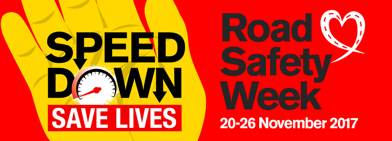 Supporting Speed Down Save Lives